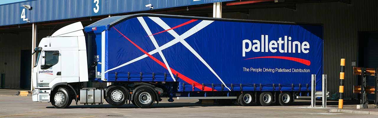 Palletline Large Lorry